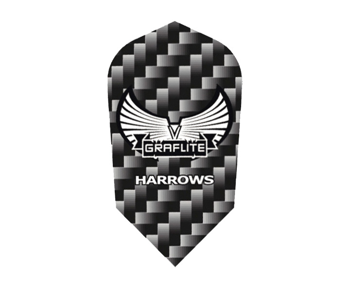 DARTS FLIGHT【 Harrows 】Graflite No7001