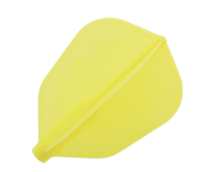 DARTS FLIGHT【 Fit Flight AIR 】SuperShape 3pcs Yellow