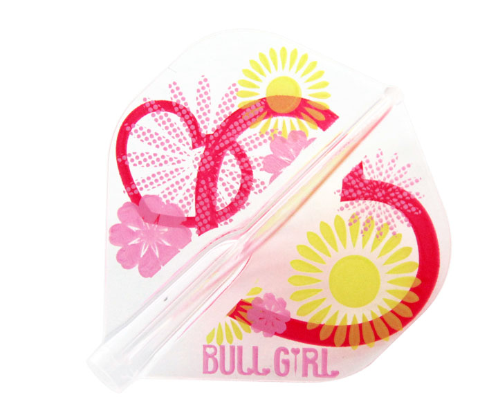 DARTS FLIGHT【Fit Flight AIR】BULL GIRL Collaboration 2 Standard