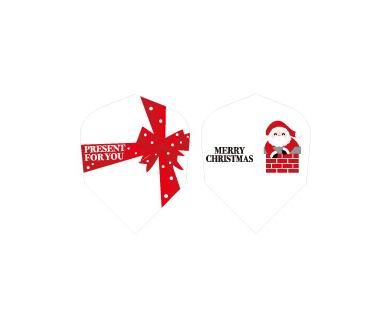 DARTS FLIGHT【 PRO 】Delivery Santa Shape