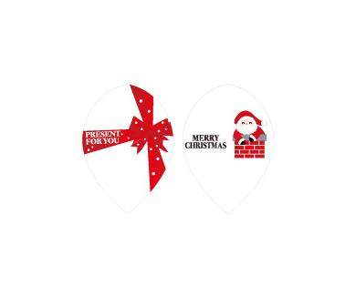 DARTS FLIGHT【 PRO 】Delivery Santa Teardrop