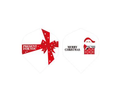 DARTS FLIGHT【 PRO 】Delivery Santa Standard