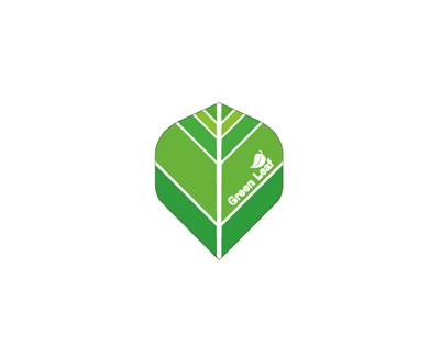 DARTS FLIGHT【 PRO 】Green Leaf Standard