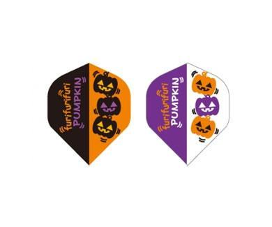 DARTS FLIGHT【 PRO 】Furifuri Pumpkin Standard