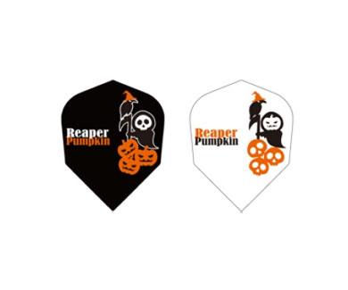 DARTS FLIGHT【 PRO 】Reaper Pumpkin Shape