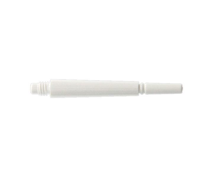 DARTS SHAFT【Fit】Gear Shaft Normal Spin White 4