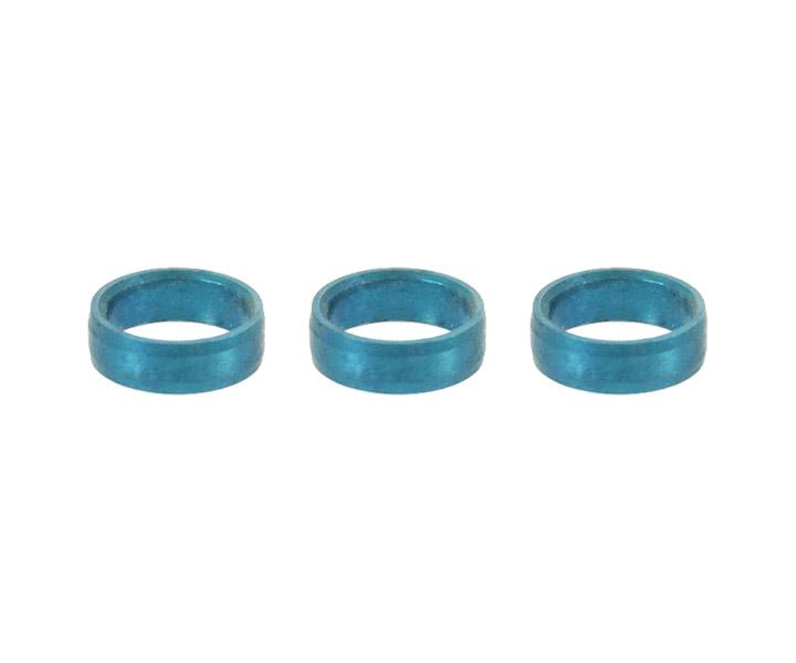 DARTS ACCESSORIES【TARGET】Slot Lock Ring Blue