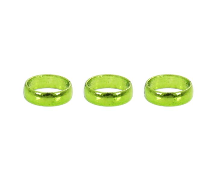 DARTS RING【CAMEO】FLEXRING LIGHT METAL Green