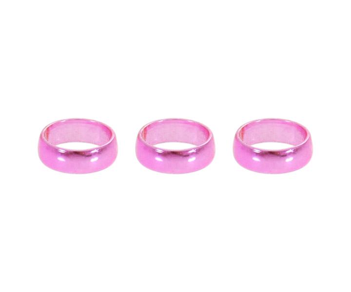 DARTS RING【CAMEO】FLEXRING LIGHT METAL Pink