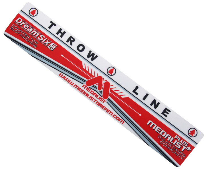DARTS THROW LINE【MEDALIST】THROW LINE