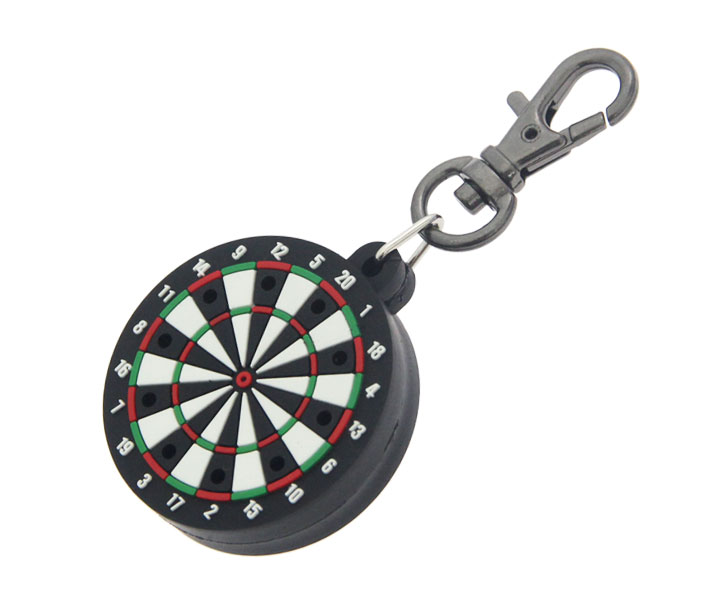 DARTS ACCESSORIES【TRiNiDAD】DartsBoard Style Tip Holder Black