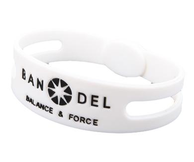 SPORTS ACCESSORY【 BANDEL 】Bracelet White S
