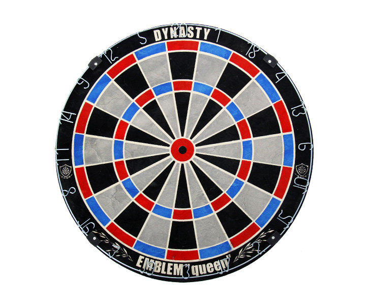 DARTS BOARD【DYNASTY】EMBLEM QUEEN WIRELESS Type-S (寄送僅限台灣地區;無法超商取付)
