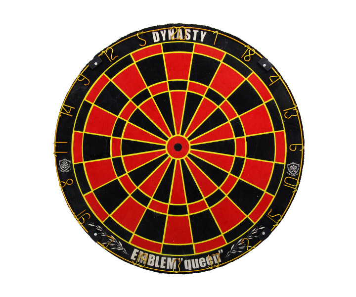 DARTS BOARD【DYNASTY】EMBLEM QUEEN WIRELESS Type-B (寄送僅限台灣地區;無法超商取付)