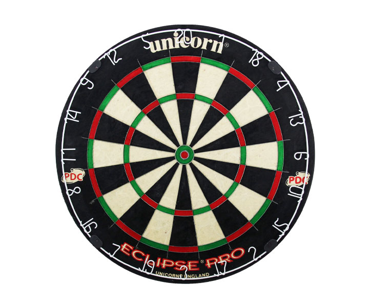 DARTS BOARD【unicorn】ECLIPSE PRO