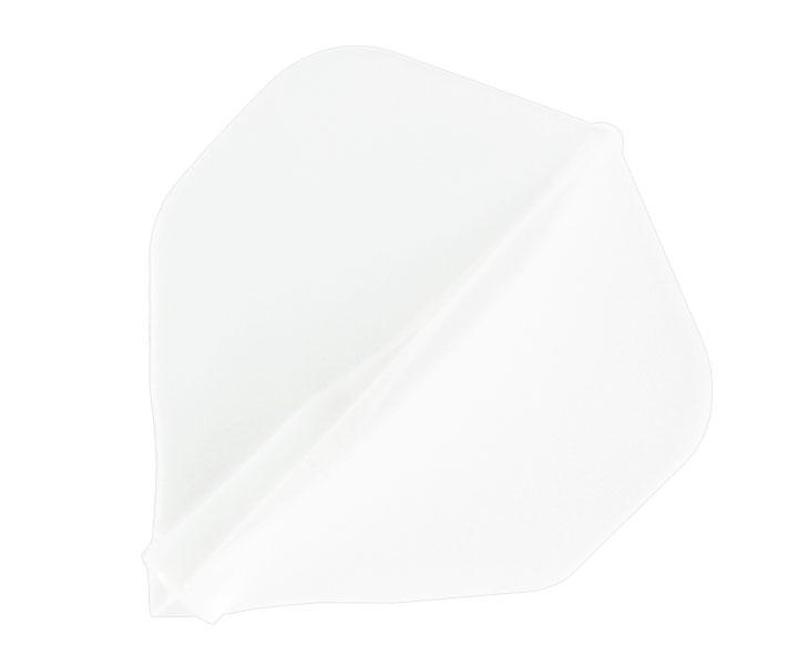 DARTS FLIGHT【 JOKER DRIVER 】零-ZERO- Practice Standard White