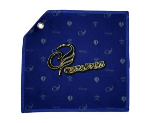 DARTS ACCESSORIES【COSMO DARTS】HAND TOWEL Monogram