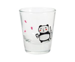 DARTS ACCESSORIES【S4】ShotGlass drinker panda