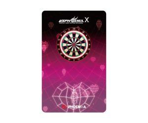DARTS CARD【PHOENIX】NO.2060