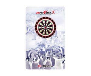 DARTS CARD【PHOENIX】NO.2062