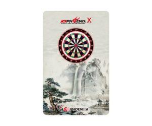 DARTS CARD【PHOENIX】NO.2066