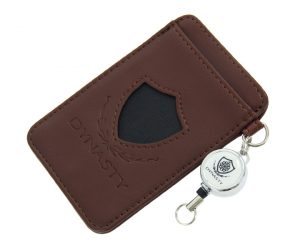 DARTS CASE【DYNASTY】DARTSCARD CASE BROWN