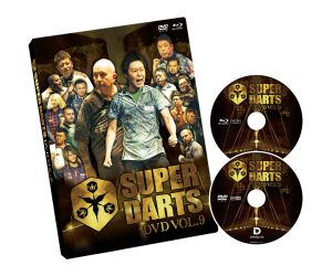DARTS DVD【DARTSLIVE】SUPERDARTS vol.9 2018