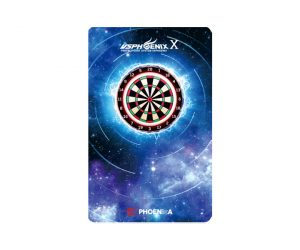 DARTS CARD【PHOENIX】NO.2067