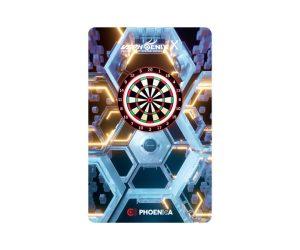 DARTS CARD【PHOENIX】NO.2068