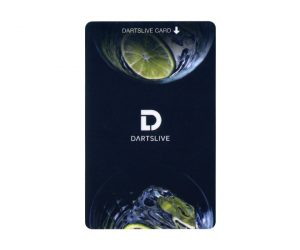 DARTS GAME CARD【DARTSLIVE】NO.1781
