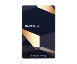 DARTS GAME CARD【DARTSLIVE】NO.1788