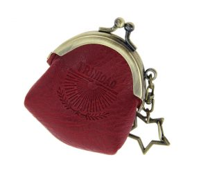 DARTS CASE【TRiNiDAD】口金包 Tip&Coin Case Red