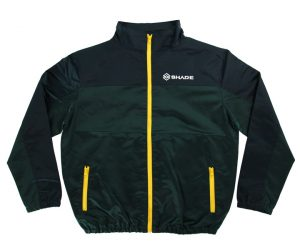 DARTS APPAREL【SHADE】Nylon jacket Green L