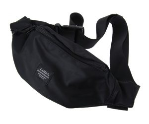 DARTS CASE【CAMEO】WAIST BAG Black