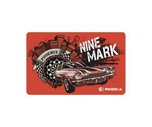 DARTS CARD【PHOENIX】PHOENicA 2019_01 CLASSICAL CAR NINE MARK