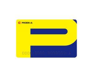 DARTS CARD【PHOENIX】PHOENicA 2019_01 P CARD
