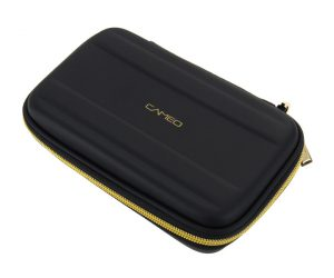DARTS CASE【CAMEO】Dimension MAX Black/Gold