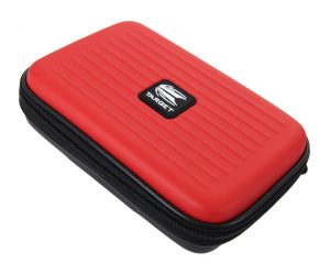 DARTS CASE【TARGET】TAKOMA WALLET XL Red