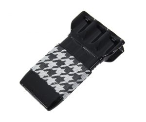 DARTS CASE【CAMEO】DRESS SLEEVE HOUNDSTOOTH Gray