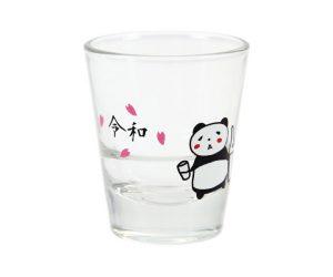 DARTS ACCESSORIES【S4】ShotGlass drinker panda 令和ver.