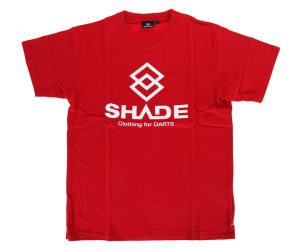 DARTS APPAREL【  SHADE  】LOGO T-shirts Red