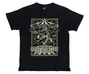 DARTS APPAREL【  SHADE  】It's SHOW TIME! T-shirts古舘翔 Model Black