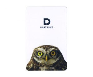 DARTS GAME CARD【DARTSLIVE】NO.1806