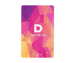 DARTS GAME CARD【DARTSLIVE】NO.1814