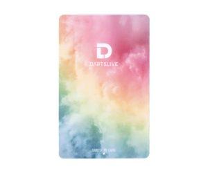DARTS GAME CARD【DARTSLIVE】NO.1820