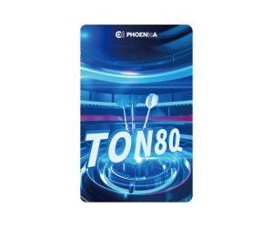 DARTS CARD【PHOENIX】PHOENicA 2019_02 VS x  MATCH TON80