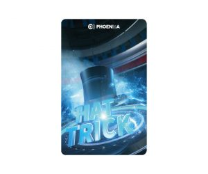 DARTS CARD【PHOENIX】PHOENicA 2019_02 VSX MATCH HAT TRICK