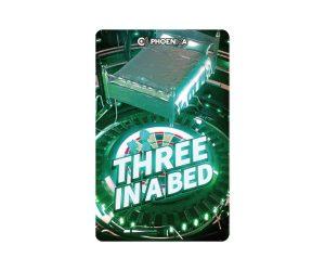 DARTS CARD【PHOENIX】PHOENicA 2019_02 VS x  MATCH THREE IN A BED