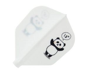 DARTS FLIGHT【 Fit Flight x D.Craft 】Panda