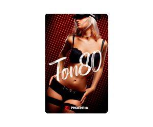 DARTS CARD【PHOENIX】NO.2100